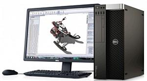 ��� �����������: ������� ������� Dell Precision M4800, M6800, T3610, T5610,T7610