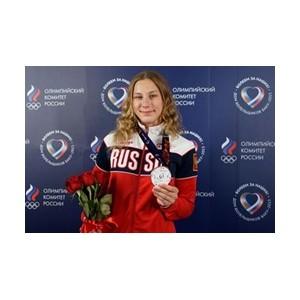 На церемонии награждения в Доме болельщиков в Баку отметили успехи спортсменов из Санкт-Петербурга