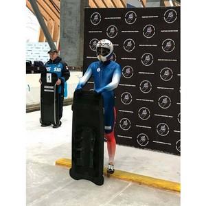При поддержке «Гослото» состоялся Кубок России по бобслею и скелетону
