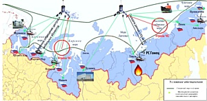 Арсений Митько рассказал об обеспечении безопасности судоходства в Арктике.