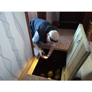 Омские активисты ОНФ приняли участие в проверке качества домов для переселенцев
