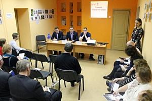 Активисты ОНФ оказывают жителям Кировской области помощь при реализации проектов по благоустройству