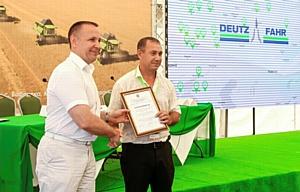 Сотрудников холдинга Солнечные продукты наградили за вклад, внесённый в развитие сельского хозяйства