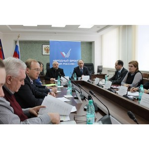 Активисты ОНФ в Алтайском крае презентовали проект «Генеральная уборка»