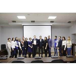 В Югре наградили лауреата всероссийского конкурса «Образ будущего страны»