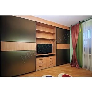 Изготовление встроенной мебели на заказ