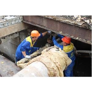 Липецкий филиал ПАО «Квадра» приступил к капитальному ремонту теплотрассы в районе площади Мира