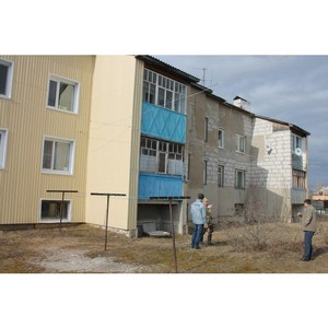 ОНФ добился принятия мер по устранению недостатков капремонта многоквартирного дома в Сыктывкаре