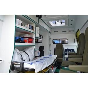 Компанией «СТ Нижегородец» выполнен заказ на автомобили скорой помощи