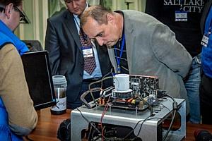 MicroXperts продемонстрировал IT-директорам Санкт-Петербурга возможности оверклокинга