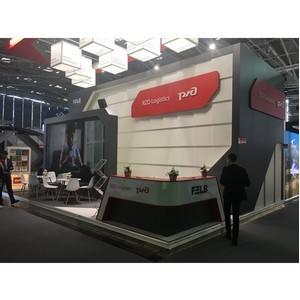 iMars организовала участие компании «РЖД Логистика» в выставке Transport Logistic Munich