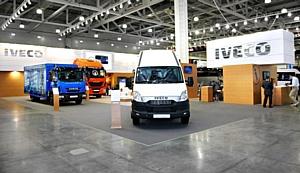Пресс-конференция Iveco на выставке COMTRANS'2013