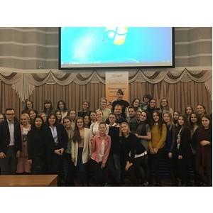 Алексей Зиновкин из «Михайлов и Партнёры» выступил на Студенческой неделе «Серебряного Лучника»