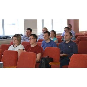 29 мая в Кадастровой палате проведены лекционные занятия