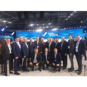 Самарские активисты ОНФ подвели итоги работы в 2017 году