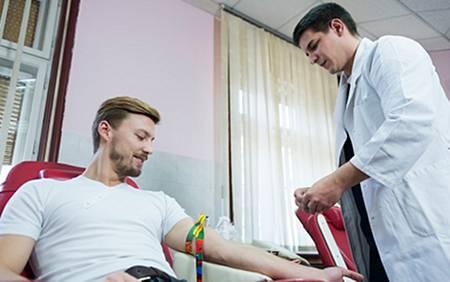 Национальный день донора отмечается сегодня в России