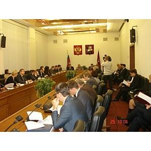 О ходе реализации мероприятий в сфере поддержки науки и инноваций в Москве