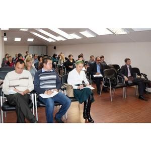 В Чебоксарах прошел семинар для кадастровых инженеров.