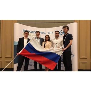 Магистранты вуза завоевали серебро на мировом чемпионате по управлению бизнесом
