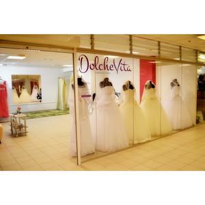 Распродажа в салоне Дольче Вита: коллекция свадебных платьев 2014 года со скидкой до 30%