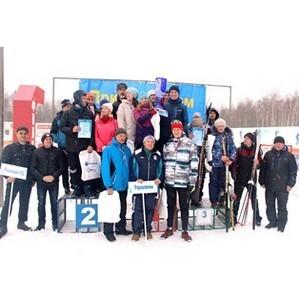 В Рязаньэнерго состоялась лыжная гонка среди работников предприятия