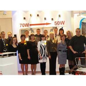 «Центр Технического Света» на международной выставке Interlight Moscow