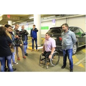 Активисты ОНФ в Башкортостане проверили выполнение правил парковки на местах для инвалидов