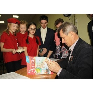 Рязаньэнерго развивает сотрудничество с образовательными учреждениями региона
