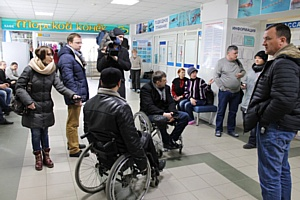 Челябинские эксперты ОНФ обратят внимание надзорных органов на факты ущемления прав инвалидов