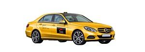 Единый цвет такси распространяется на региональных перевозчиков