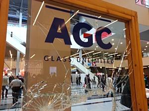 Итоги работы AGC Glass Russia на выставке «СтройСиб - 2013»