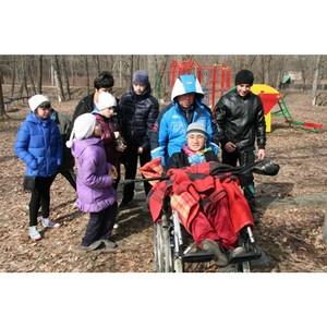 """Благотворительный фонд """"Сафмар"""" поддержал проведение спартакиады для саратовских детей-инвалидов"""