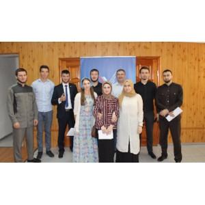 «Молодежка ОНФ» в Чечне призывает молодых людей стать участниками конкурса