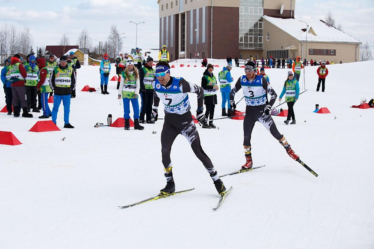 Выпускники Дзержинского филиала РАНХиГС победили в Чемпионате России по лыжным гонкам