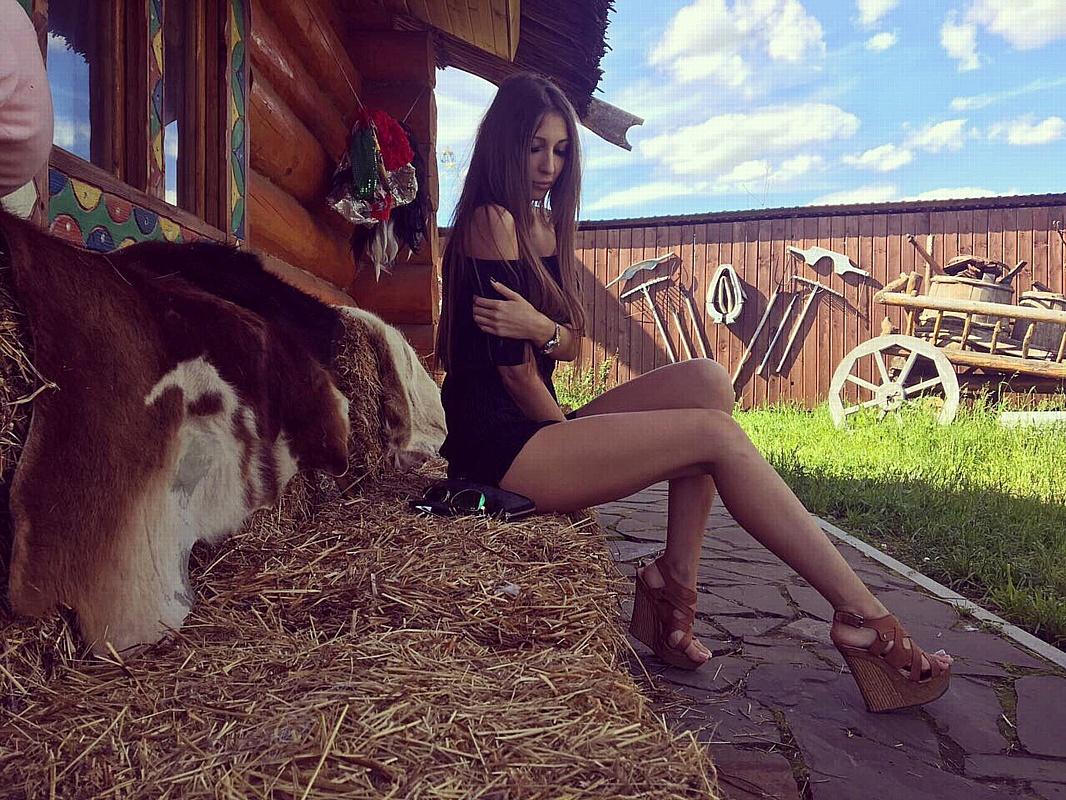 Модель Яна Захарова приносит удачу