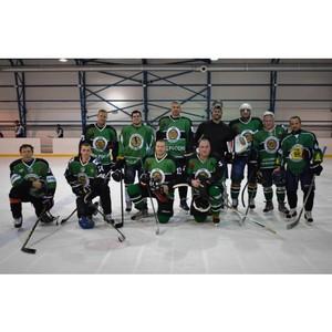 Команда УВД Зеленограда по хоккею вышла в четвертьфинал