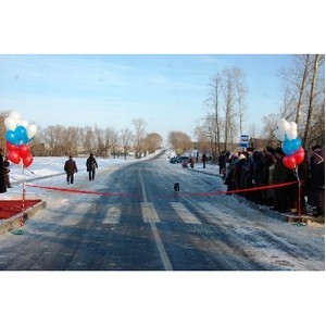 """""""Чувашупрдор"""": введена в эксплуатацию автодорога в Батыревском районе республики"""