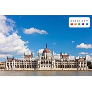 Agoda предлагает бесплатные ночи и спа для Будапештского Зимнего Фестиваля