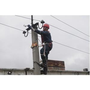 Энергетики из 31 района Омской области проверили свои знания по охране труда