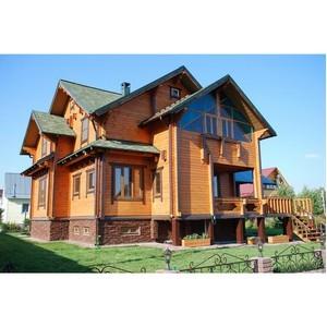 Дома из кедра и лиственницы