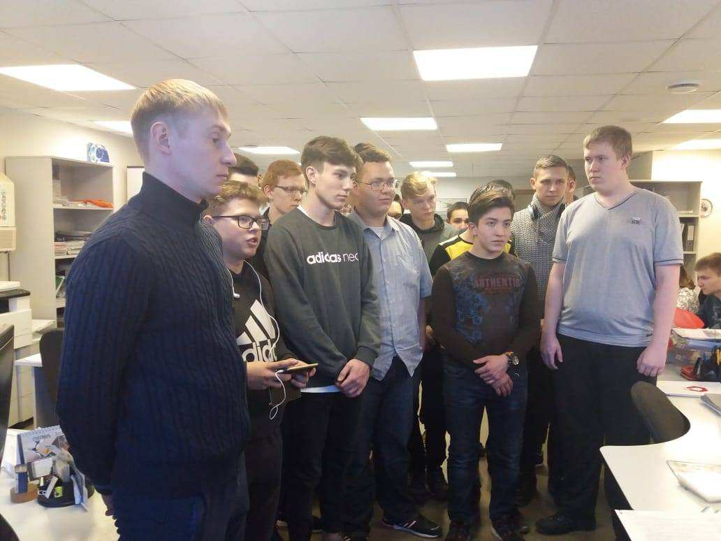 Инженерный центр «Униматик» распахнул свои двери для старшеклассников и студентов