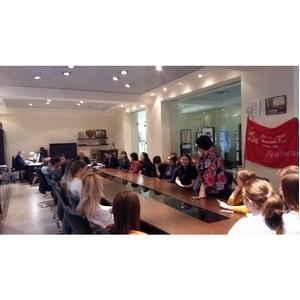 Студенты РГППУ встретились с потенциальным работодателем – Уралмашзаводом
