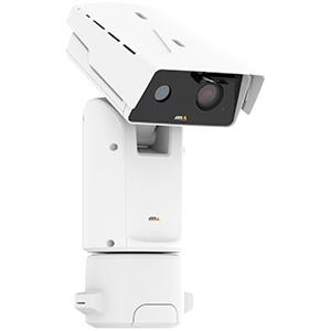 Новая PTZ камера-тепловизор от Axis для видеонаблюдения при температурах до -50°C