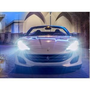 Авилон проведет первый тест-драйв новой модели Ferrari в Дубай