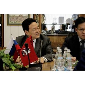 Прокуроры провинции Хэнань посетили Москву с целью обмена опытом по организации борьбы с коррупцией