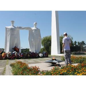 Путин подписал закон ОНФ о закреплении статуса мемориалов «Вечный огонь»