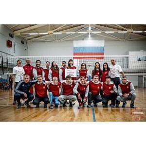 Студенты Дзержинского филиала приняли участие во Всероссийской студенческой спартакиаде РАНХиГС