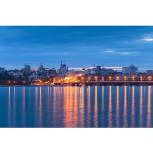 Воронежские энергетики поддержали всемирную акцию «Час земли»