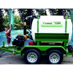 Установки TurboTurf зимой и летом