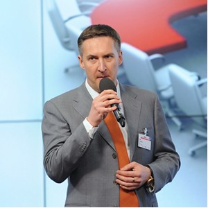 Олег Порецкий назначен вице-президентом по продажам Software AG в России и СНГ